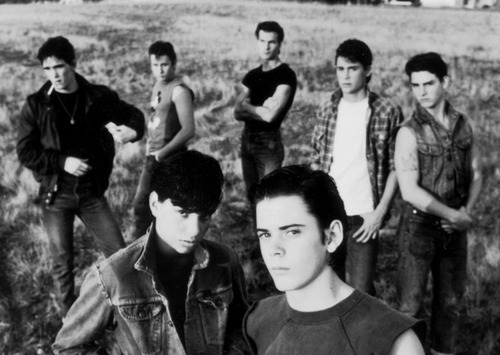 The Outsiders Confessions