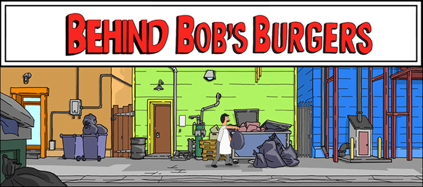 Bob s burgers house layout