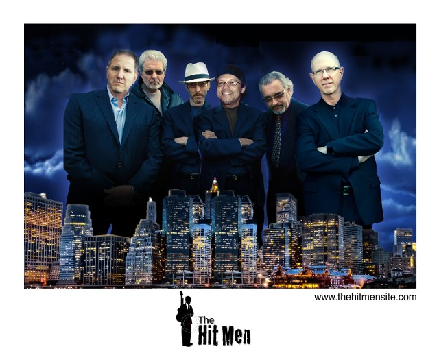 The Hit Men Live