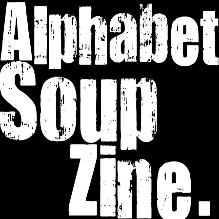Alphabet Soup Zine