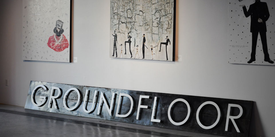 Groundfloor Gallery