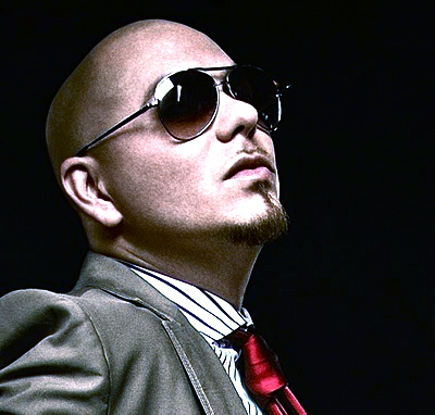 Singer Pitbull With Hair All Hairstyles Of His