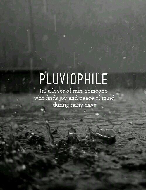 Rainy Days Tumblr
