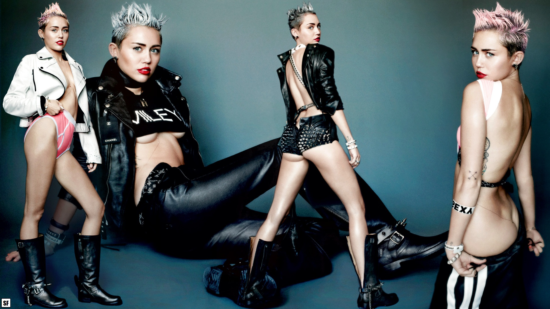 Miley cyrus hair haircuts