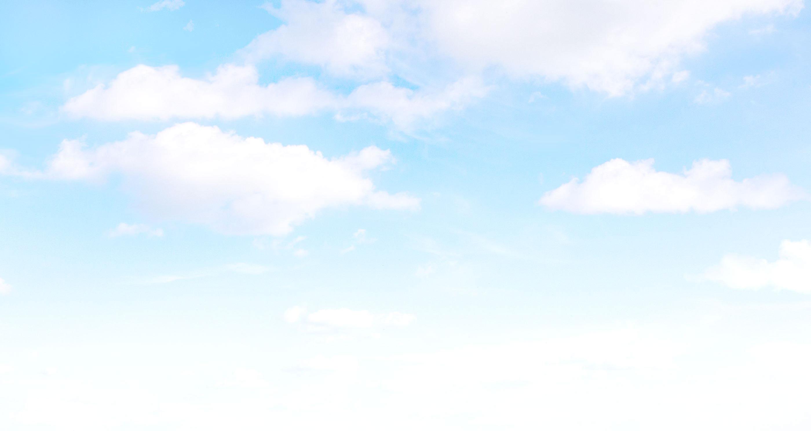 Image Gallery light blue sky tumblr