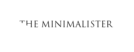 THE MINIMALISTER