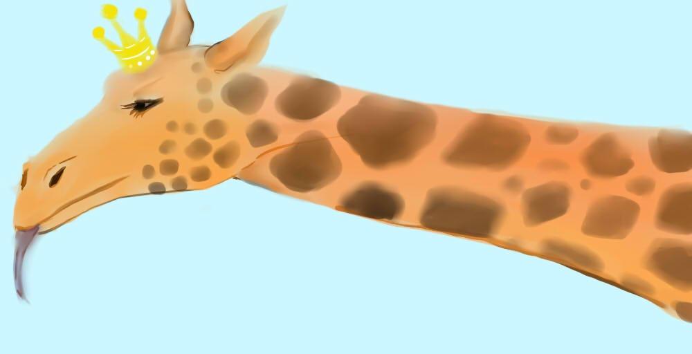 Giraffes Palace
