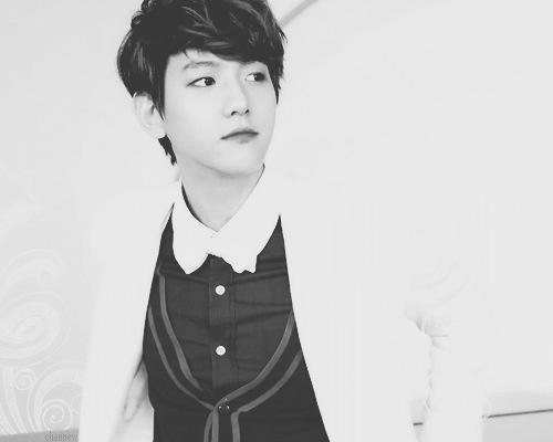 Baekhyun the prince of wolf you exo exok baekhyun