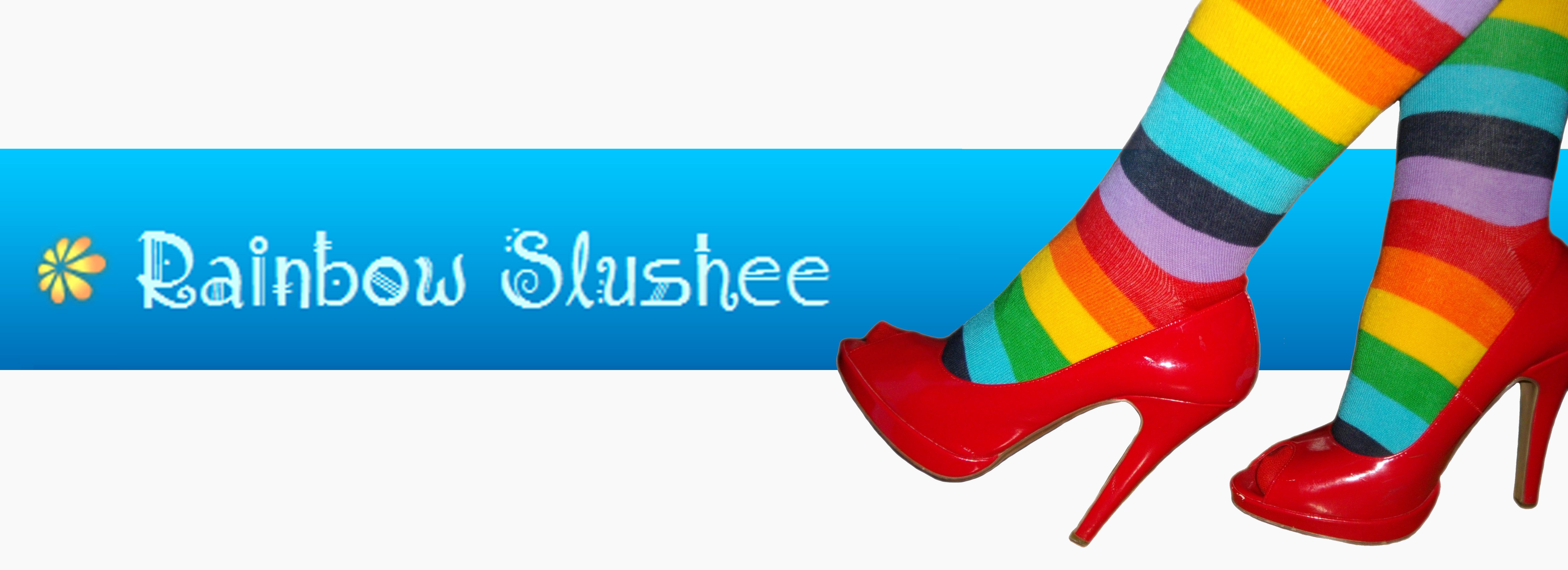Rainbow Slushee