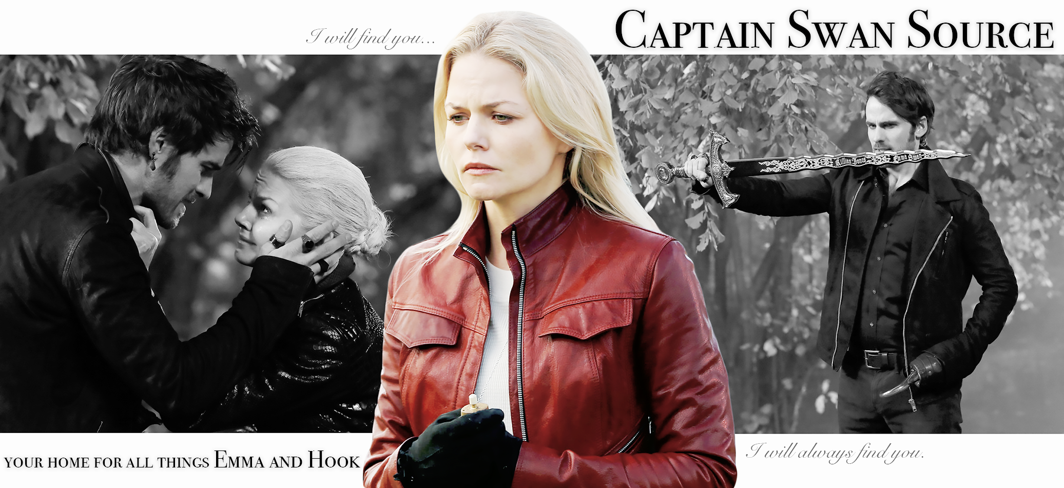 emma and captain hook relationship