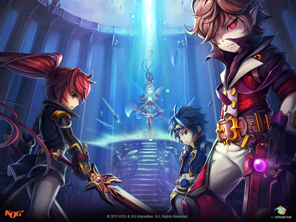 Grand Chase Heroes