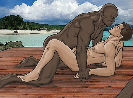 Cartoon d sex slave