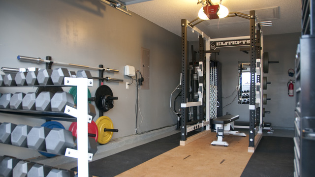 Home Gym Is The Best