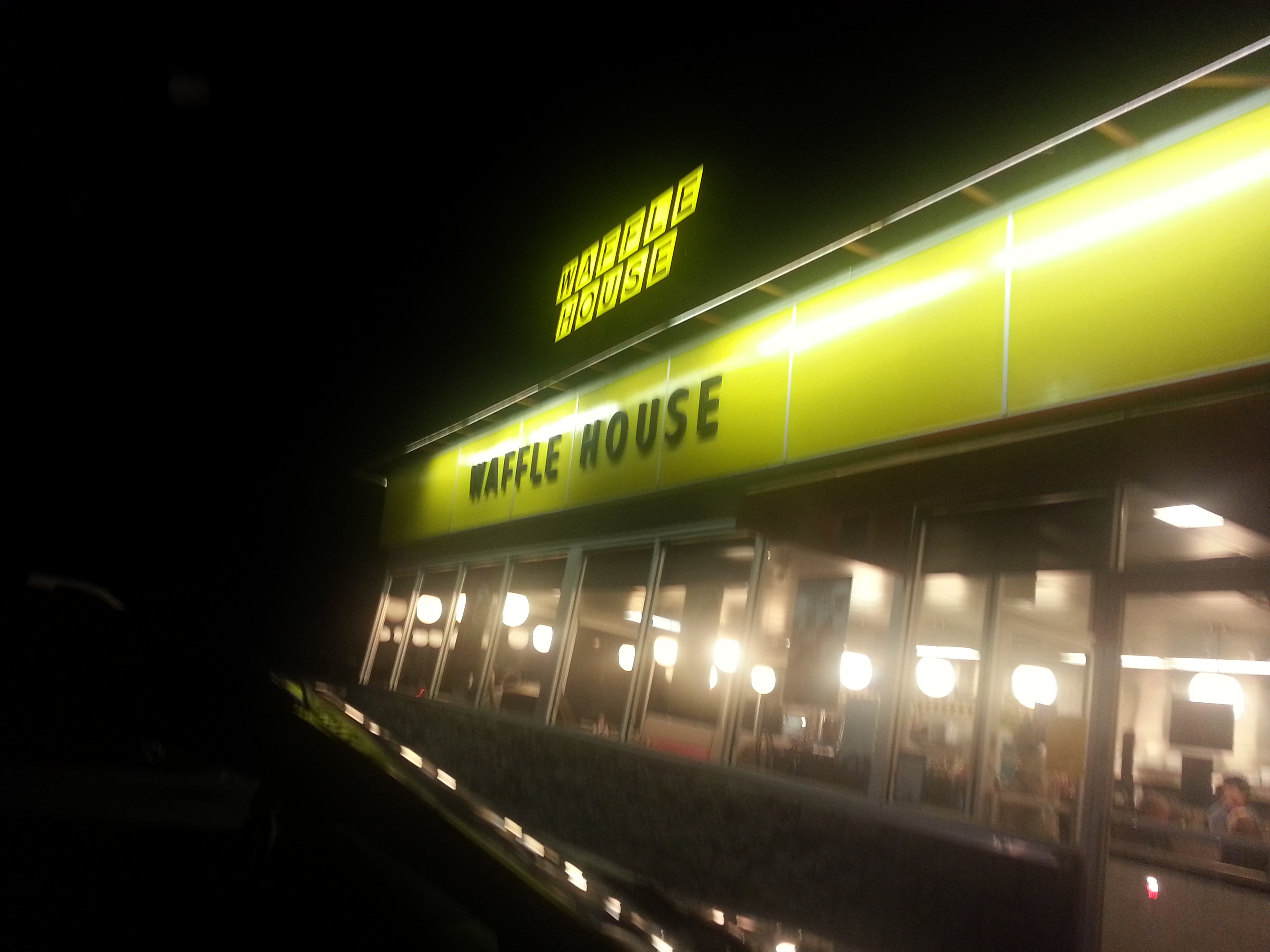 Waffle House, Whiskey, And Sometimes Willie Nelson