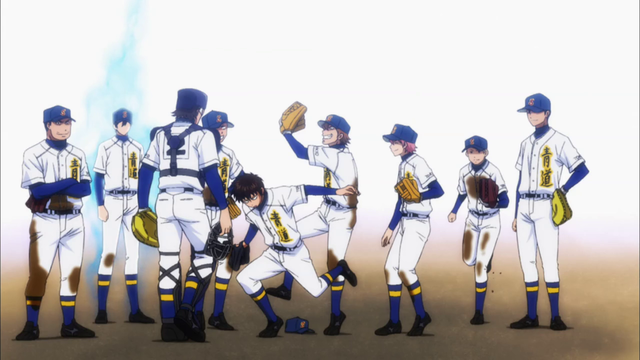 Image result for Ace of Diamond team