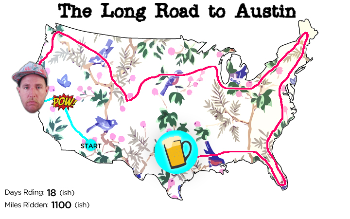 The Long Road To Austin