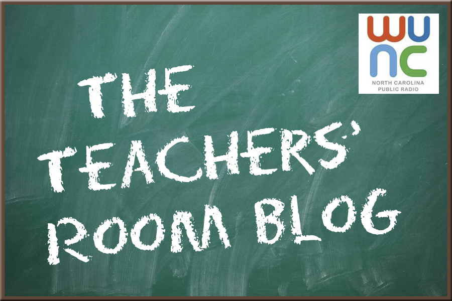 The Teachers' Room Blog