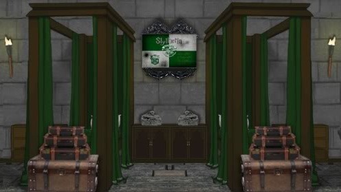 Slytherin Dorm Room Part 83