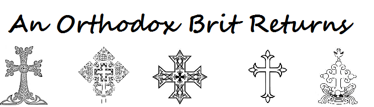 Further thoughts of an Orthodox Brit