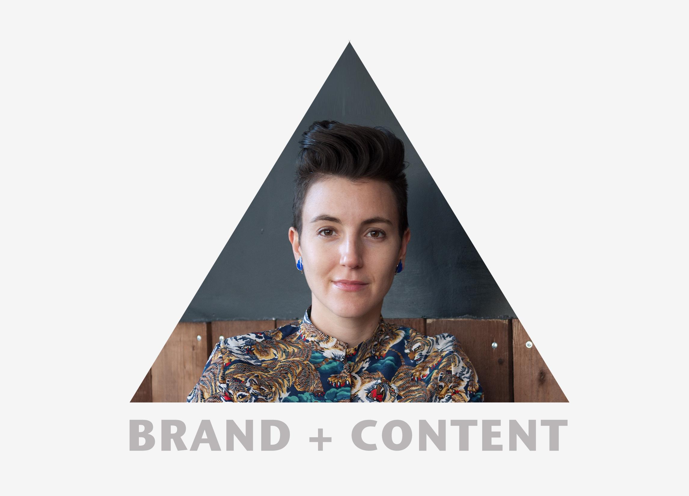 Brand + Content