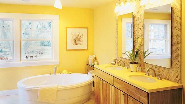 Dark To Colorful Ideas For Bathrooms