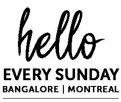 Hello Every Sunday