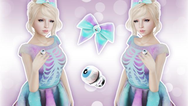 Kawaii Sims 2 Downloads Cream Proprietor Gq