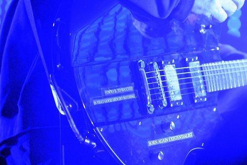 Robert Smith's Guitars