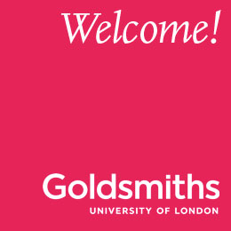 Goldsmiths Welcome Week 2013