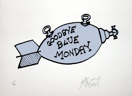 Goodbye, Blue Monday