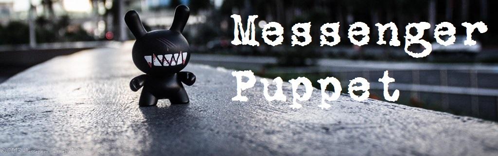 Messenger Puppet