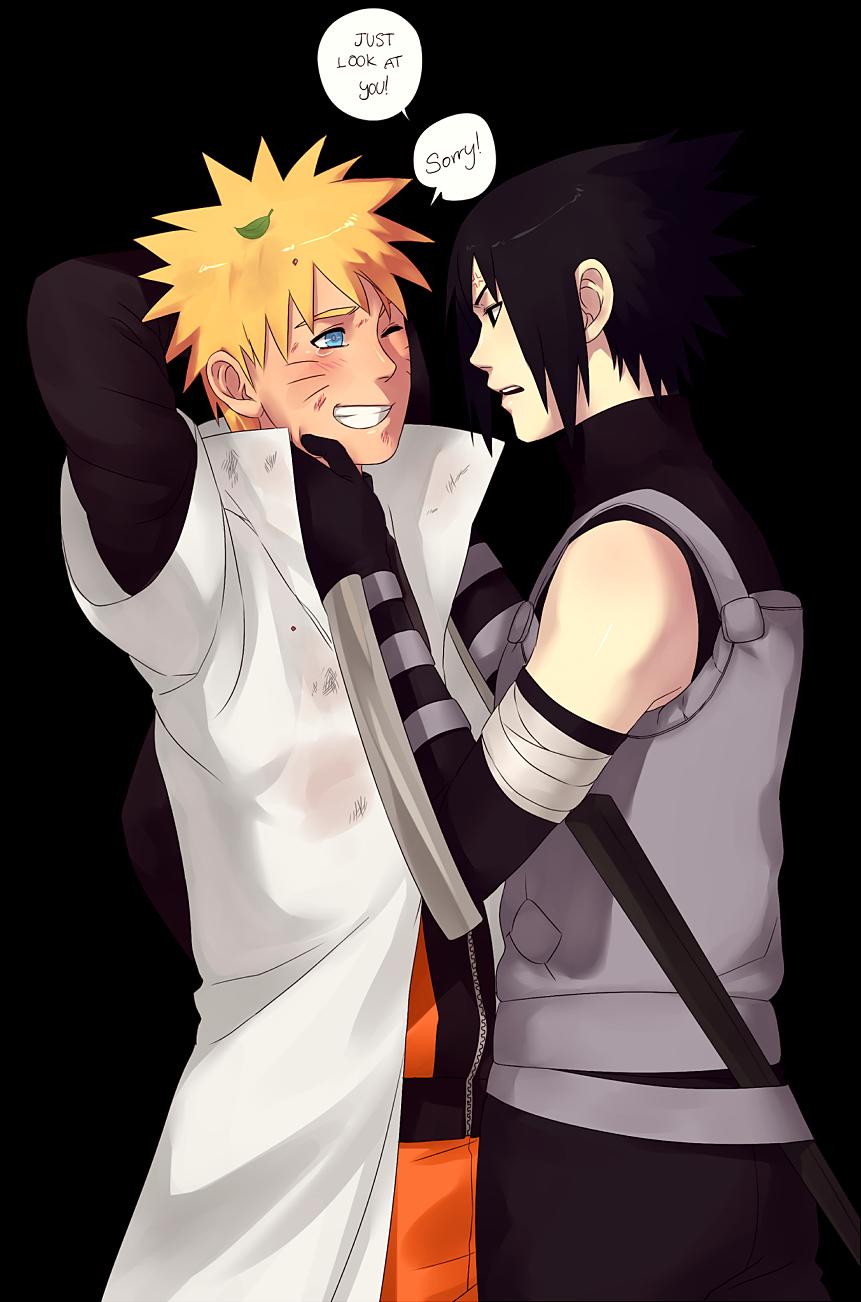 yaoi and Gay naruto sasuke
