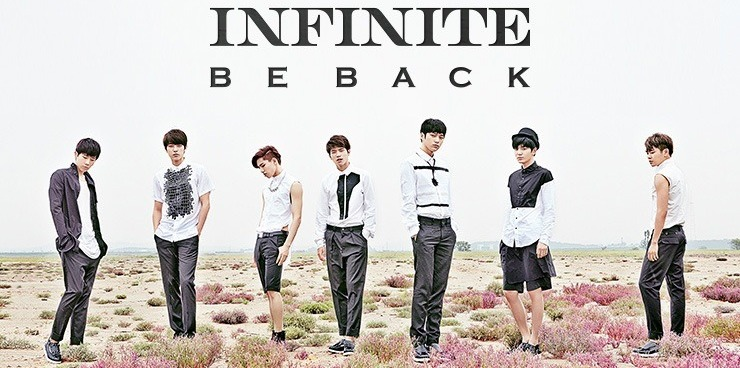 infinite be back and kim sunggyu variety shows