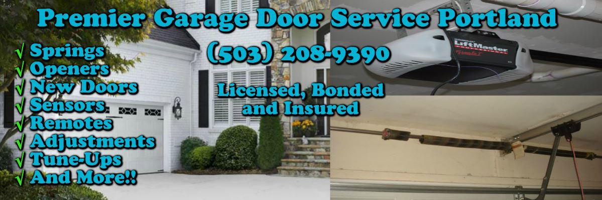 Beau Premier Garage Door Service Portland (503) 208 939