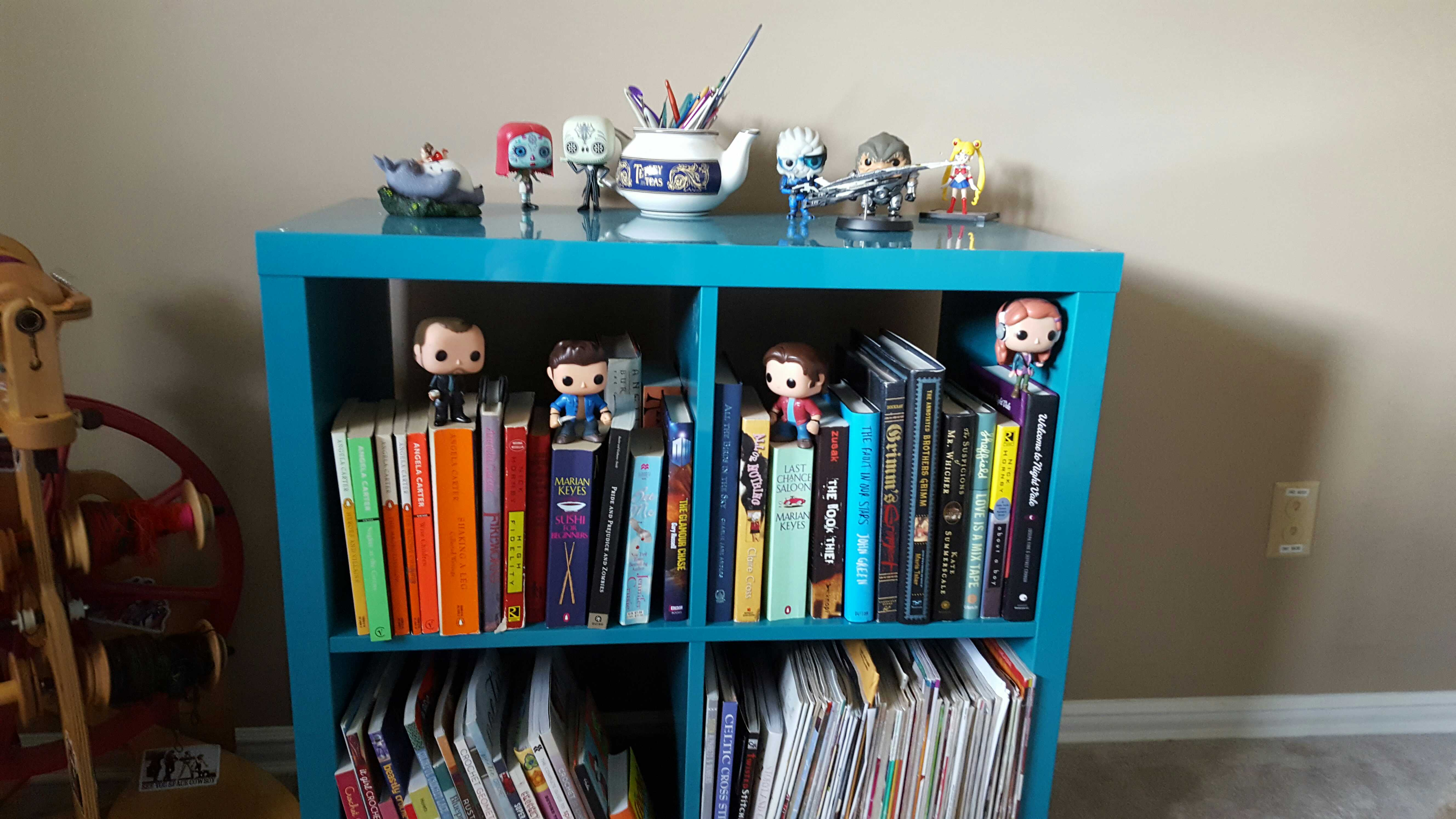 Unpacking the unofficial fanfiction census