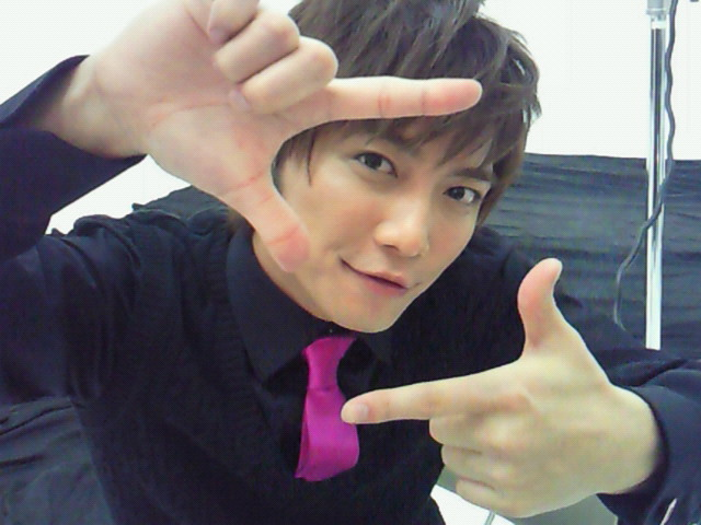 Narimiya Hiroki blog