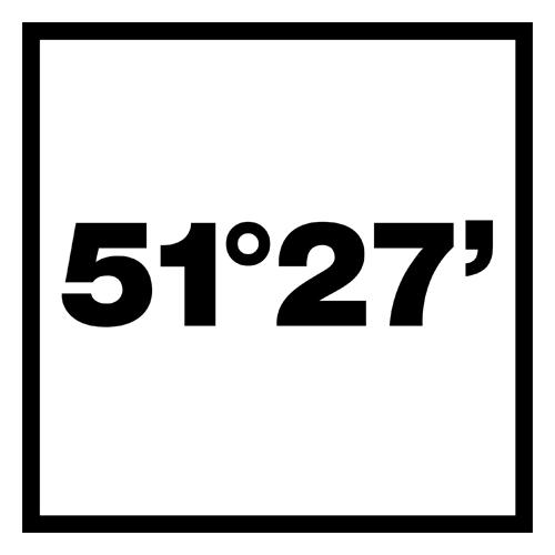 51°27′