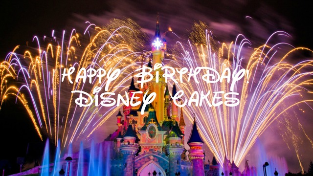 Disney Birthday Cake Tumblr - Tumblr birthday cake
