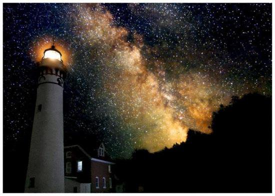 Be A Light In The Dark | ★·.·´¯The Lighthouse¯`·.·★