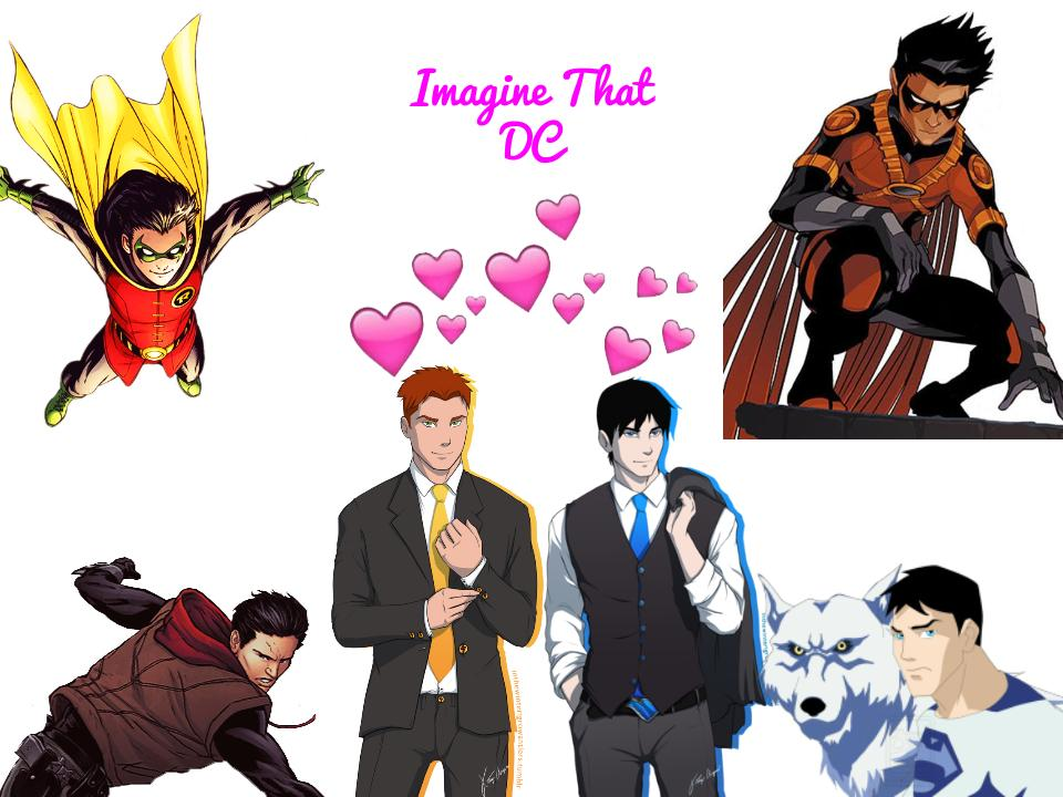 Submit Your Request This Is A Blog For DC X Reader And Imagines Just Send I Will Do My Best