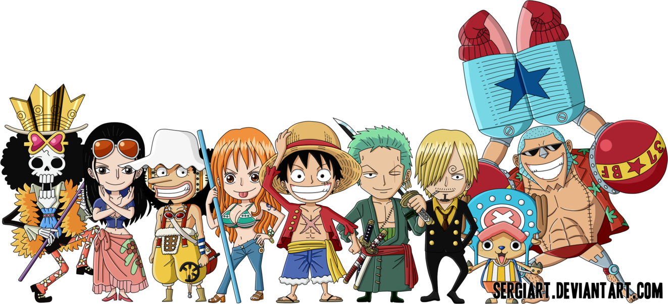 one piece time