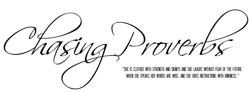 chasingproverbs