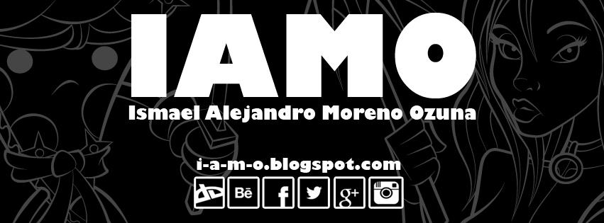 Ismael Alejandro Moreno Ozuna (IAMO)