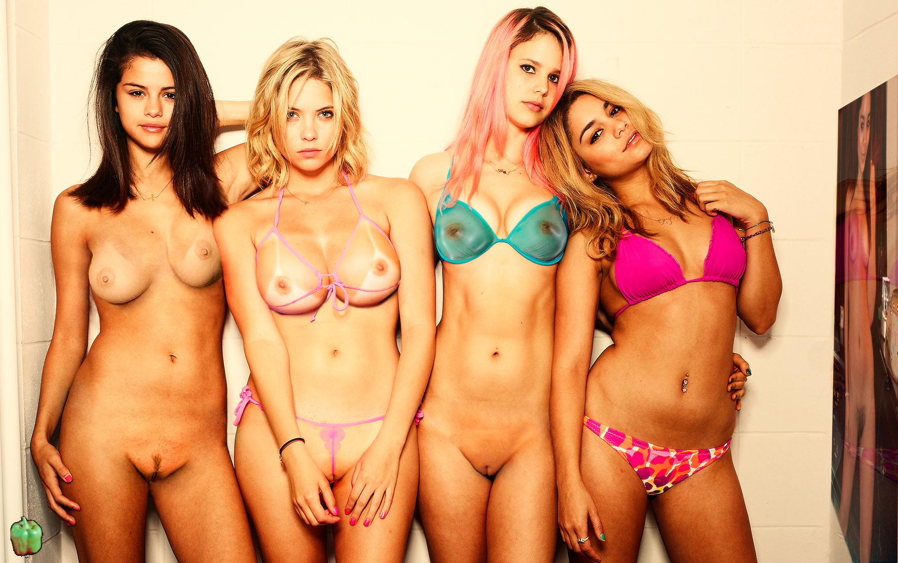 Vanessa Hudgens And Ashley Tisdale Porn Sex Tape