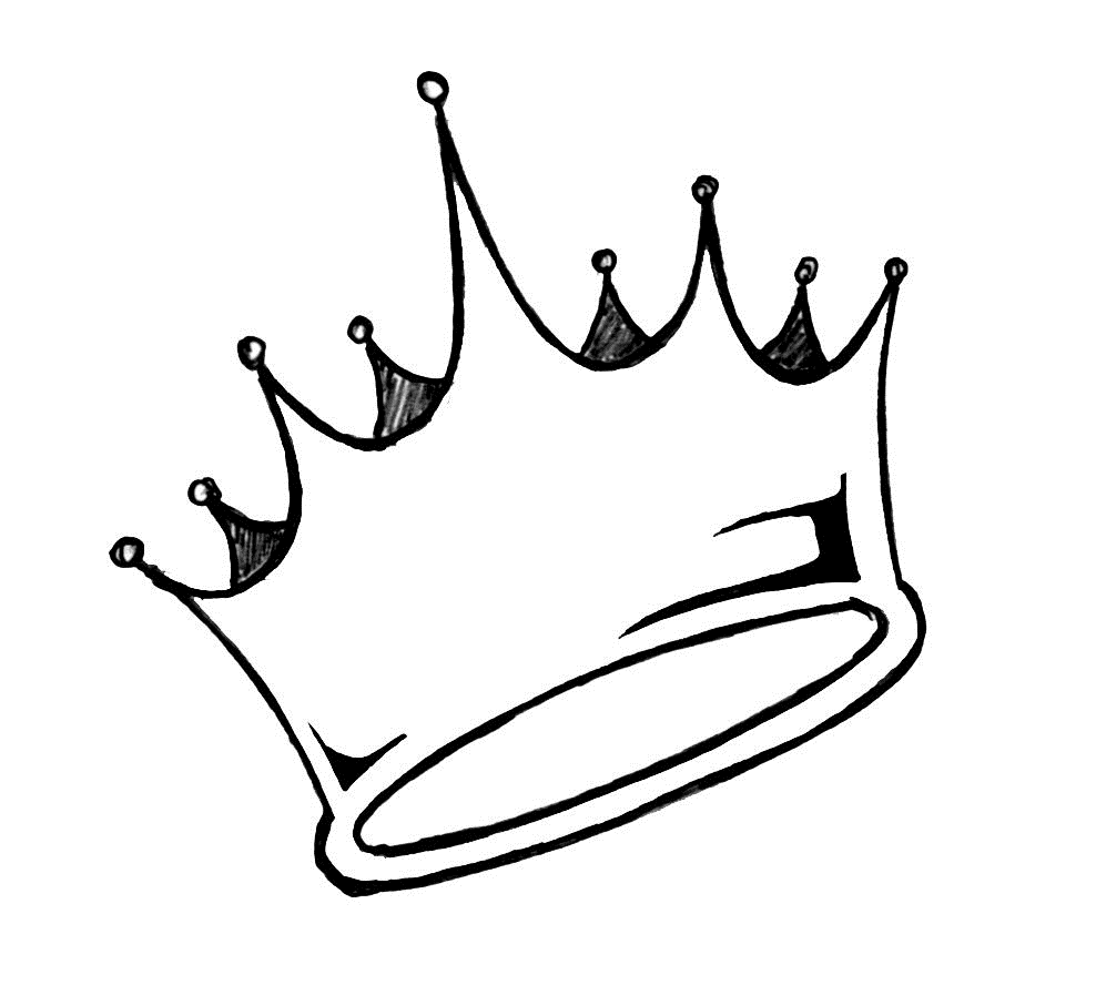 Index Submit SHOP My Natural Hair Youtube ChannelQueen Crown Drawing Black And White