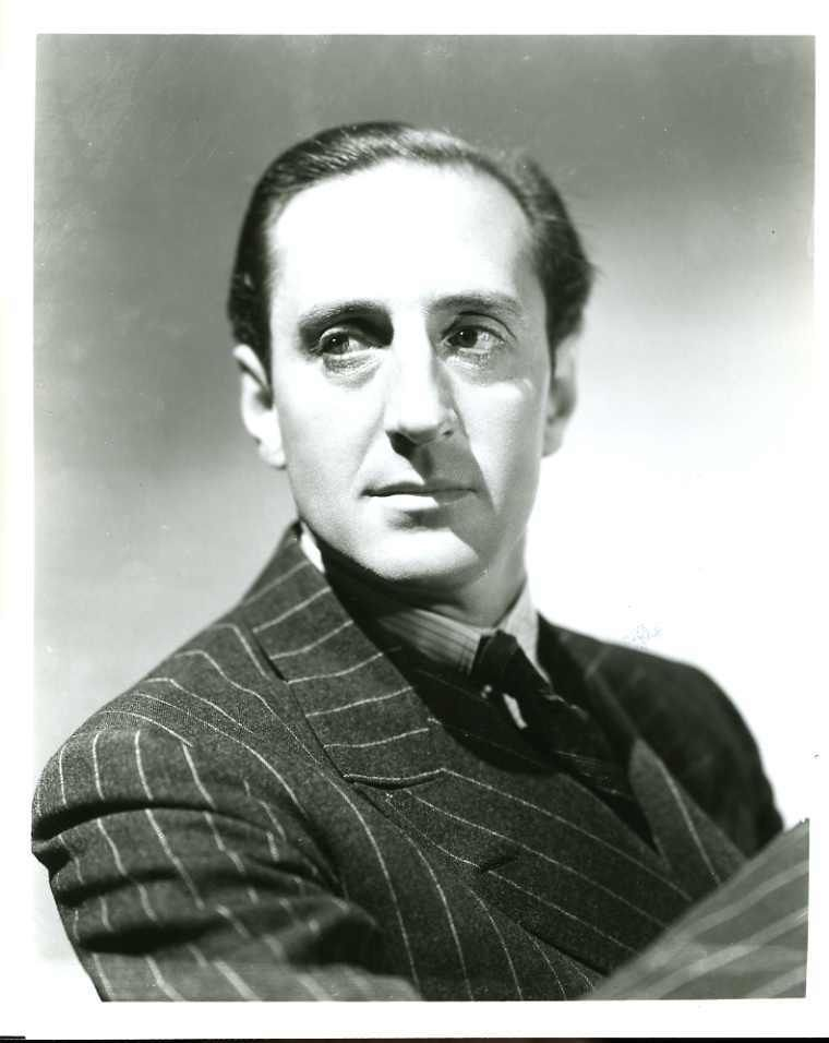 Basil Rathbone Net Worth