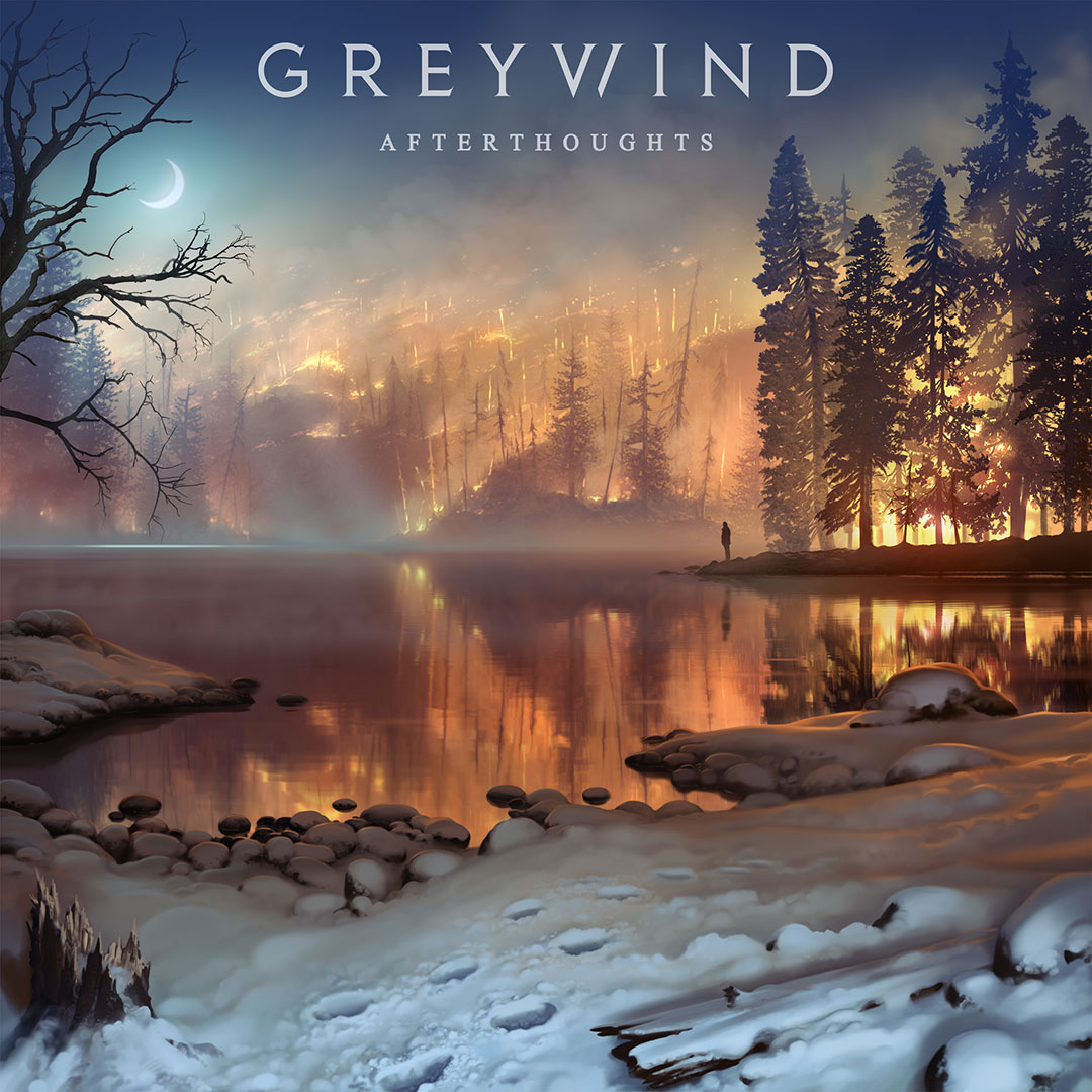 Image result for Greywind: Afterthoughts album art