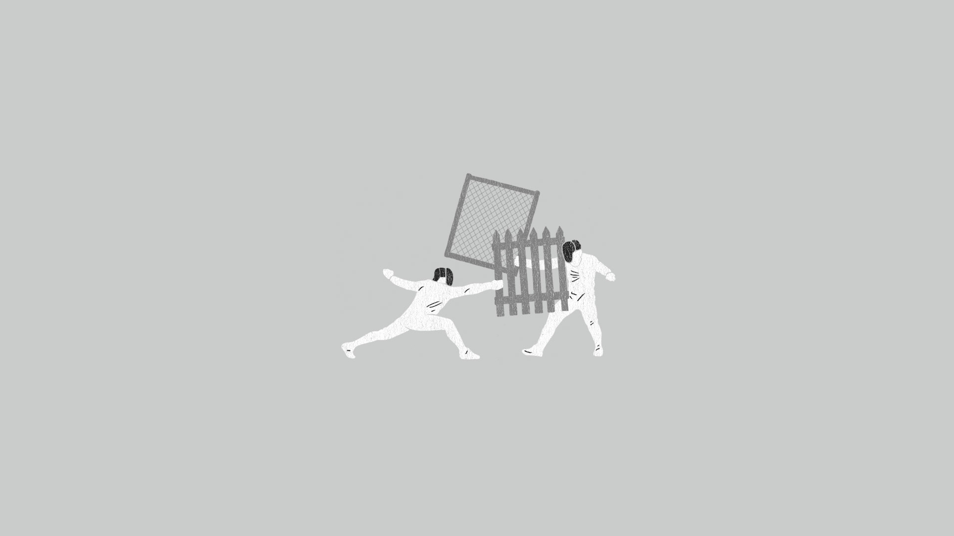 Must see Wallpaper Horse Minimalist - tumblr_static_fencing  Collection_604444.jpg