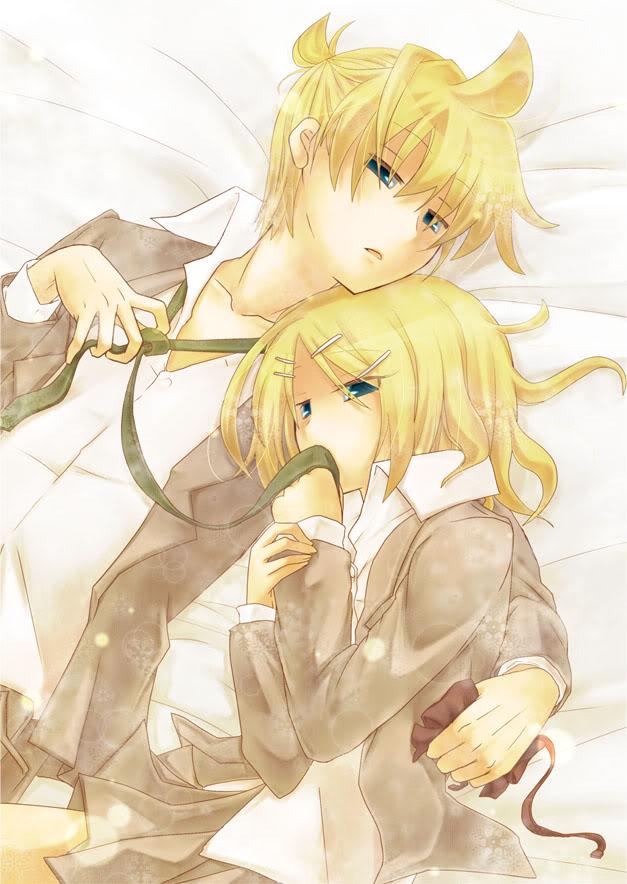 Rin And Len Kagamine Tumblr Kagamine Rin Len