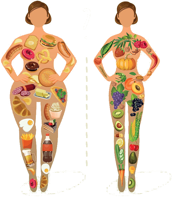 How to lose water weight easy image 1
